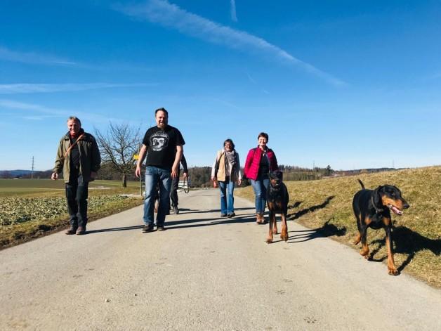 Bilder der 9. GV vom 17.02.2019 in Ober-Langenhard (Rikon/Tösstal)